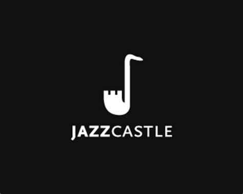 Jazz Castle 35 great citadel and castle logo design for royalty
