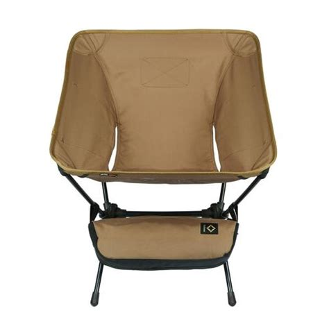 Coyote Chair by Tactical Swivel Chair Black Helinox