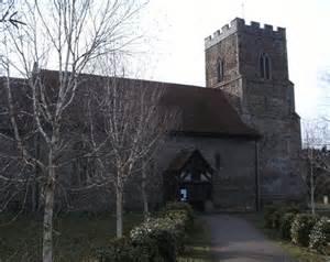 Great Bentley Essex St The Vigin Church Great Bentley 169 Stack