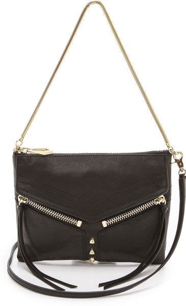 Botkier Pocket Bag by Botkier Legacy Wrinkled Mini Convertible Bag In Black Lyst