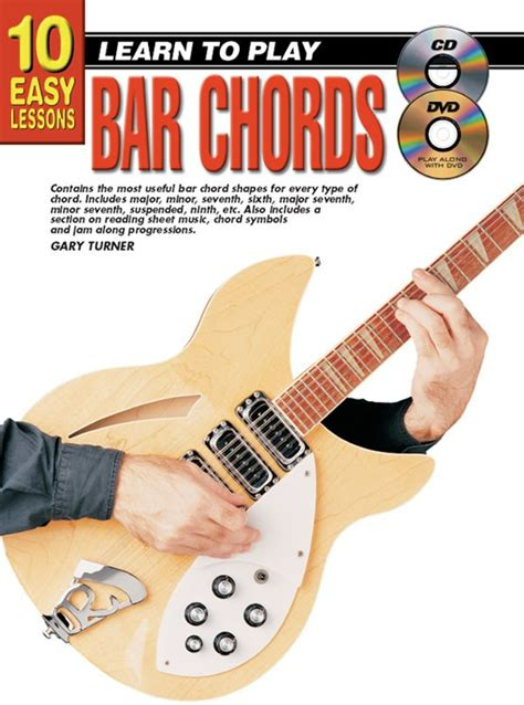 learn to play the guitar how to play and improvise blues and rock solos books 10 easy lessons learn to play bar chords