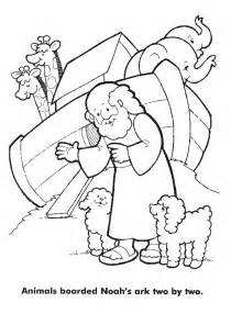 noah coloring page noah and his family colouring pages page 2