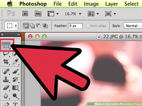 rubber st tool photoshop 4 ways to use adobe photoshop tools wikihow
