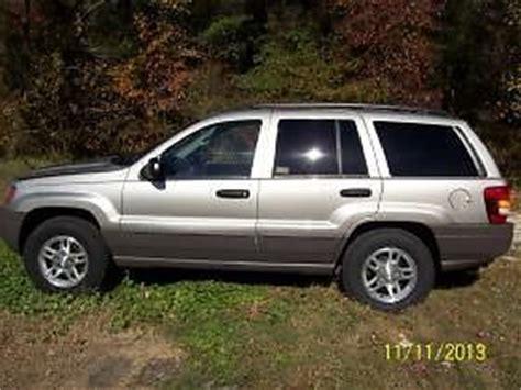 2004 Jeep Grand Laredo Problems Purchase Used 2004 Jeep Grand Laredo Sport 4x4