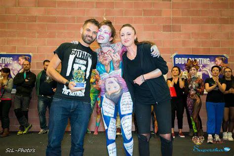 verona italian bodypainting festival italian painting festival