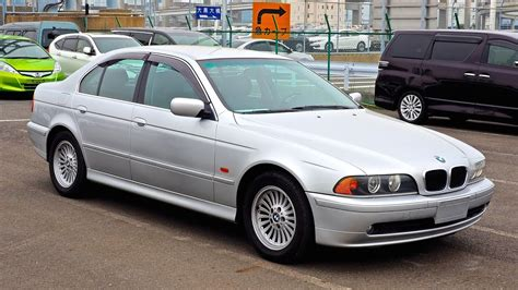 2001 bmw 525i 2001 bmw 525i e39 japan auction purchase review