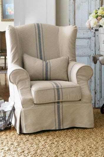 wingback sofa slipcover 17 best ideas about wingback chairs on pinterest chairs