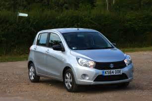 Review Of Suzuki Celerio Suzuki Celerio Hatchback Review 2015 Parkers