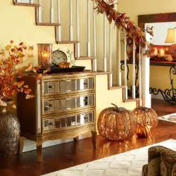 Decorations For Home by 30 Cozy Fall Staircase D 233 Cor Ideas Digsdigs