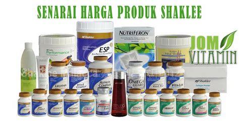 Timbangan Gdex Senarai Harga Produk Shaklee Jom Vitamin