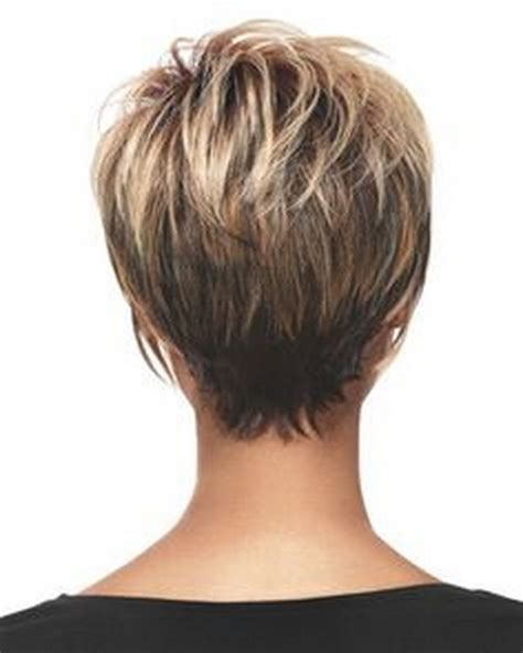 how to cut short hair to stack in the back short stacked haircut