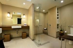 Universal Design Bathroom by Universal Design Contemporary Bathroom Austin By