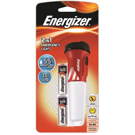 energizer 2 in 1 emergency light bunnings warehouse