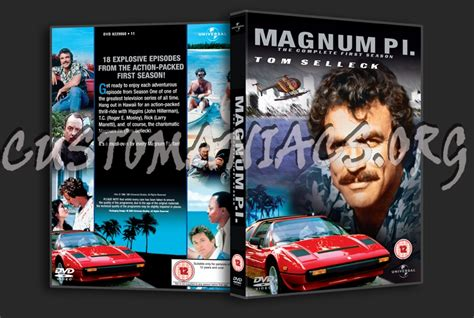 Magnum P I Season 3 forum tv show scanned covers page 95 dvd covers