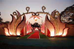 Lotus wedding decoration romantic decoration