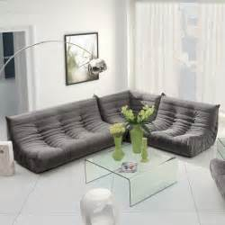 Contemporary Sectional Sofas Zuo Modern Circus Sectional Sofa Set Modern Sectional