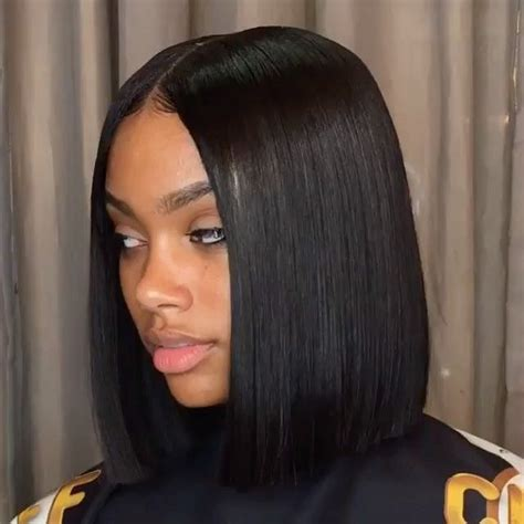 trendy bob hairstyles  african american women