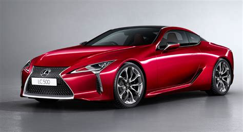 2019 Lexus Lc by 2019 Lexus Lc 500 Convertible Colors Release Date