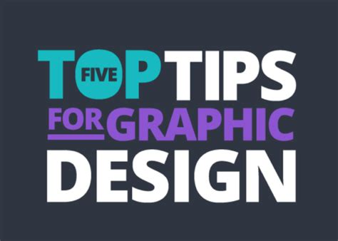 best graphic design tips 5 graphic design tips for social media huffpost