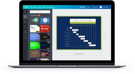canva gratis crea un diagramma di gantt online gratis canva