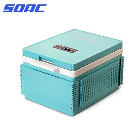 Daftar Freezer Box Mini 12l car styling portable 12v car refrigerator for cooling heating mini fridge dual use cooler