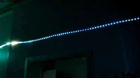 Led Light Strips In Room Living Room Lights Rgb Led