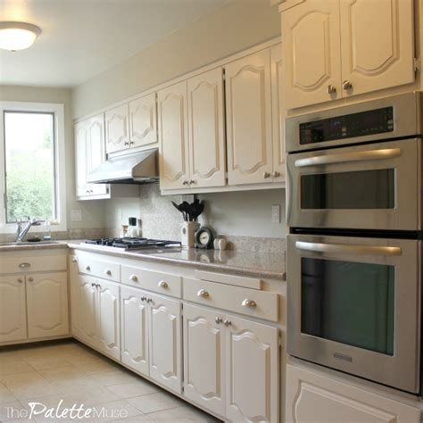 Best Way To Repaint Kitchen Cabinets The Best Way To Paint Kitchen Cabinets The Palette Muse