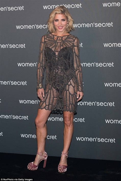 elsa pataky the 36 year old was born in madrid and learned elsa pataky secures role in first australian made netflix