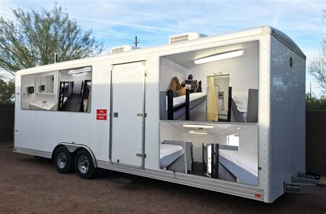 Trailer Sleepers Mobile Sleeper Trailers
