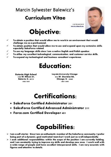 Modelo Curriculum 2016 España Msb 2016