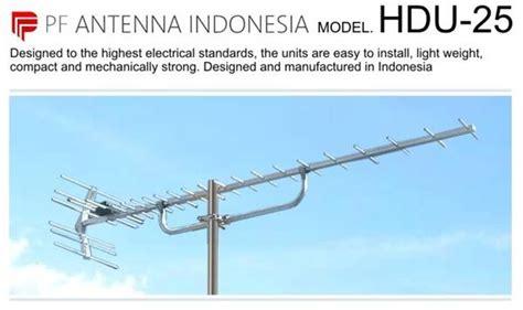 Antena Luar Pf 5000 10 merk antena tv yang bagus dan terbaik di tahun 2018