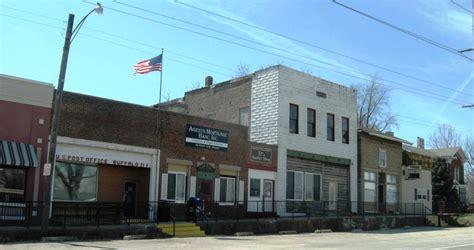 Mechanicsburg Post Office by Buffalo Sangamonlink