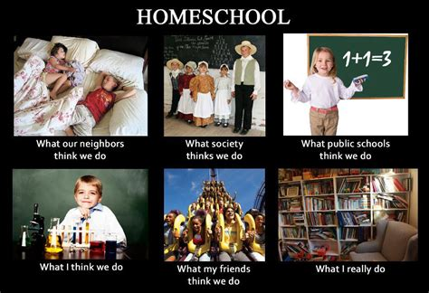 Home School Meme - homeschool meme