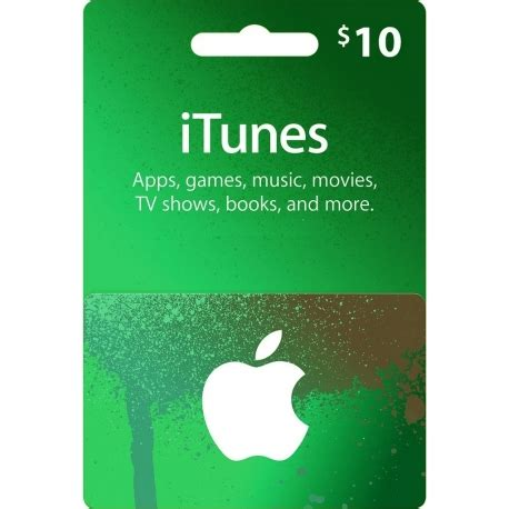 Apple 10 Gift Card - itunes 10 usd apple gift card tarjeta mac ipad iphone nany41