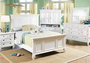 belmar white 7pc panel bedroom bedroom sets