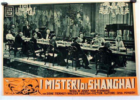 misteri film legion quot i misteri di shanghai quot movie poster quot the shanghai