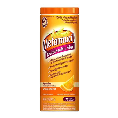 Free Metamucil Fiber Kit Sle by Metamucil Multihealth Fiber Daily Fiber Supplement Therapy