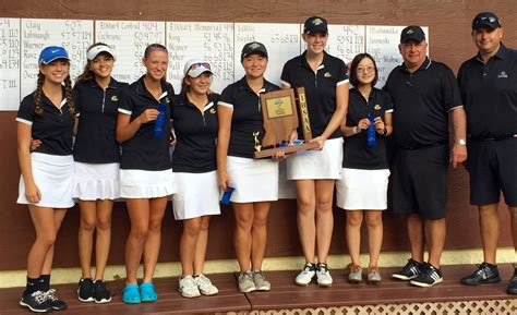 Indiana High School Sectionals by Penn Wins Golf Sectional Crown The Pennant