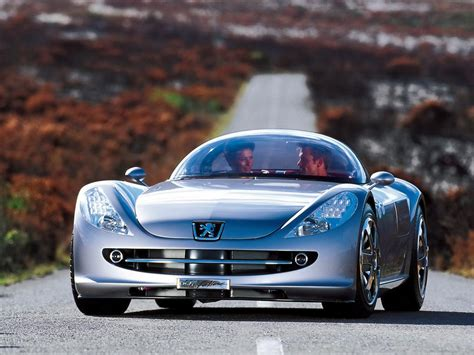 peugeot 607 coupe 2000 peugeot 607 feline pictures history value research