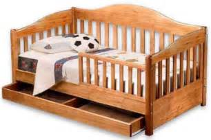 Toddler Bed Plans Toddler Daybed Furniture Woodworking Plans Patterns Ebay