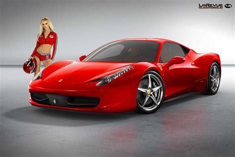 Photos Ferrari 458 Italia   Interieur/Exterieur   année