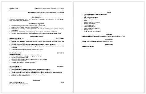 how to make a proper resume sample 3 - How To Make Proper Resume