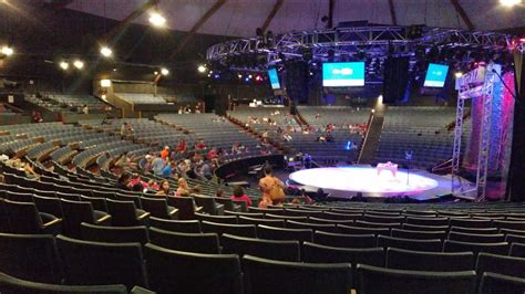 how many seats in westbury fair seats are filling pinocchio show yelp