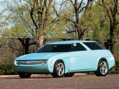 concept chevy chevrolet nomad concept 1999 old concept cars