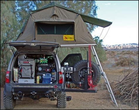 bug out vehicle ideas roof top shelter bug out idea bug out vehicles pinterest