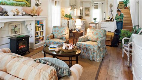 southern living style slipcovered in style southern living
