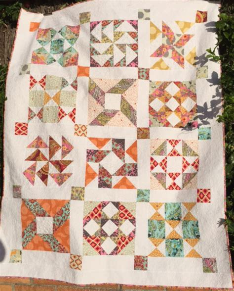 putting it all together finishing your quilt top