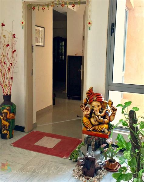 indian entryway decor loving corners   home