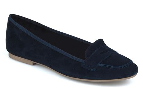fins loafers bensimon mocassins fins loafers in blue at sarenza co uk