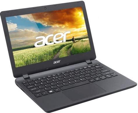 Acer Es1 132 Laptop Biru Intel N3350 2gb 11 6 Inch Dos laptop acer aspire es1 132 c21v 11 6 intel dual n3350 2gb 32gb windows 10